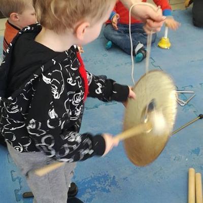 Les jeunesses musicales en maternelle